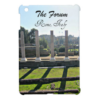 The Forum, Rome, Italy Cover For The iPad Mini