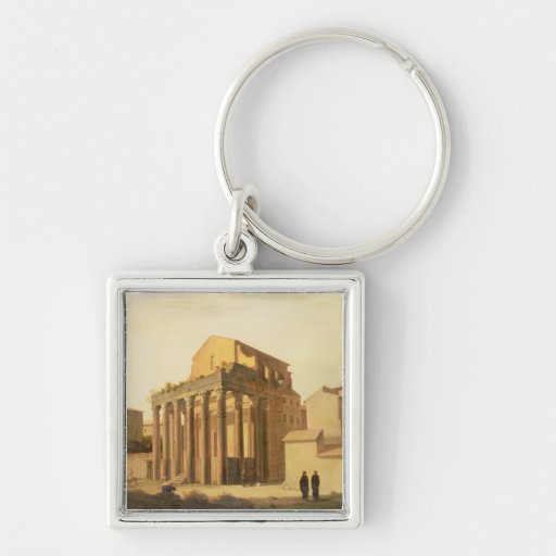The Forum, Rome Keychains