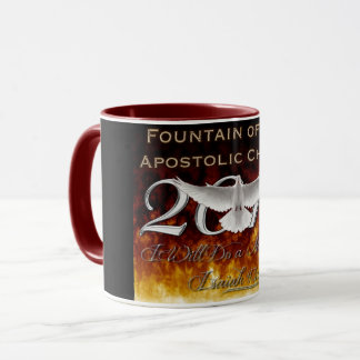 "The Fountain ""I Will Do a New Thing"" Mug"