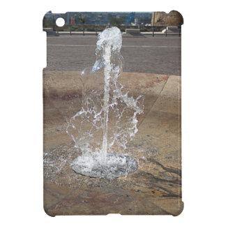 The fountain iPad mini case