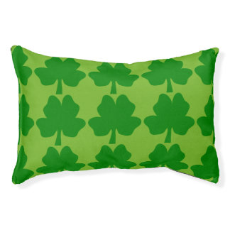 The Four-Leaf Clover For Luck Dog Bed