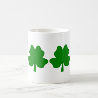 The Four-Leaf Clover For Luck Mug