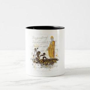 The Two Noble Truths Tone Coffee Four Mug bfgY76yv