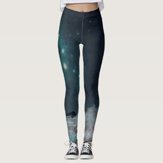 The Four Points Compass Leggings