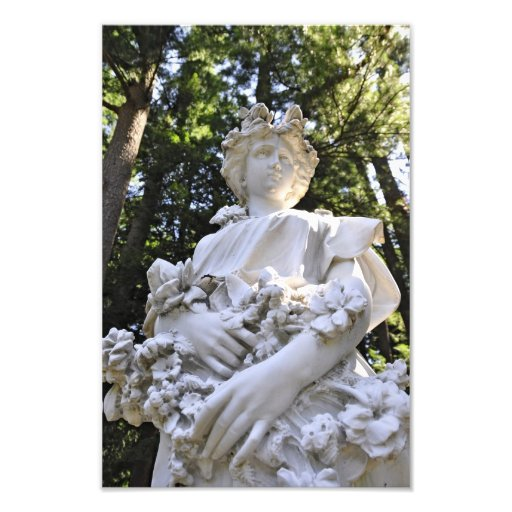 The Four Seasons at Yaddo Photograph