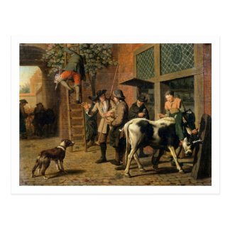 The Four Seasons, Autumn (oil on canvas) (see 1667 Postcard