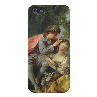 The Four Seasons Spring - François Boucher Cover For iPhone 5
