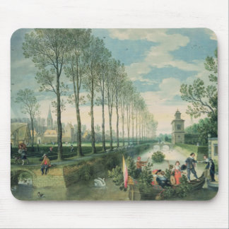 The Four Seasons: Spring Mouse Pad