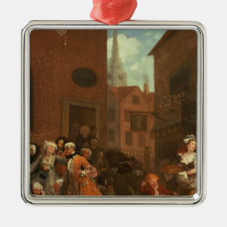 The Four Times of Day: Morning, 1736 Ornaments