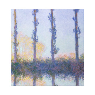 The Four Trees Canvas Print