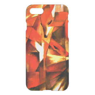 The Fox by Franz Marc Fine Art iPhone 7 Case