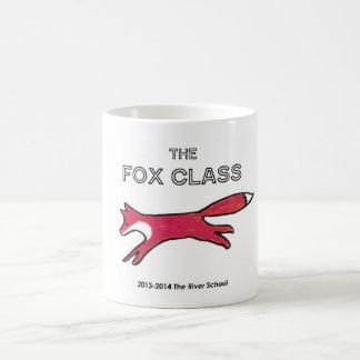 The Fox Class Official Mug