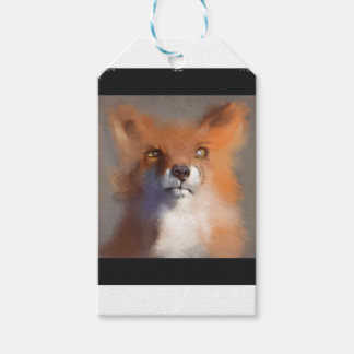 The Fox Gift Tags