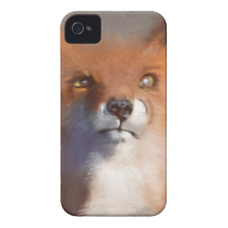 The Fox iPhone 4 Covers
