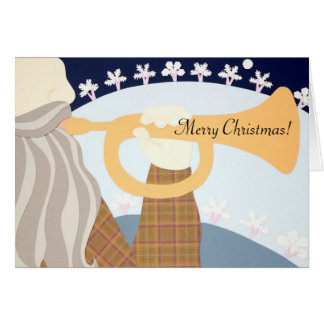 The Fox , Merry Christmas! Card