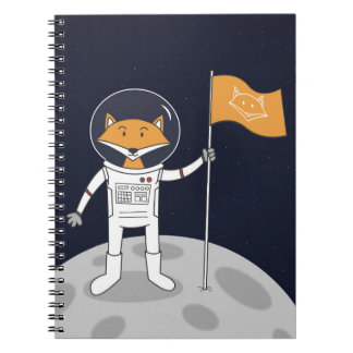 The Fox on the Moon Note Books