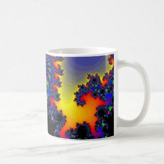 The Fractal's Edge: Coffee Mugs
