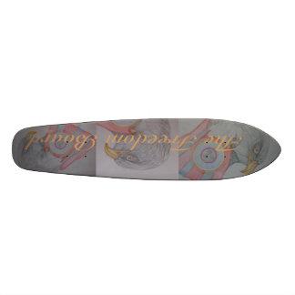 The Freedom Board Skate Board Deck