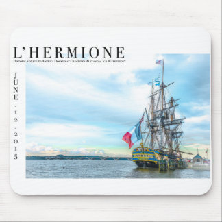 The Freedom Frigate Mouse Pad