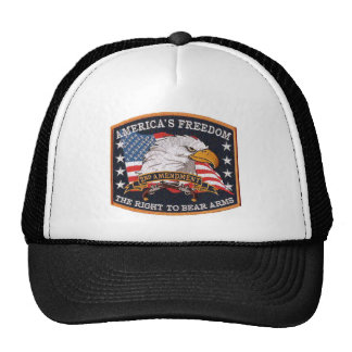the freedom patch hat