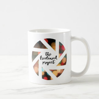 The Freelensed Project - Mug