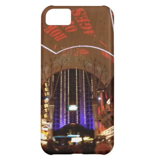 The Fremont Street Experience - Las Vegas iPhone 5C Covers