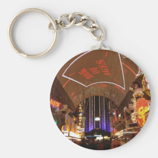 The Fremont Street Experience - Las Vegas Key Ring