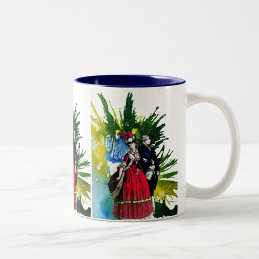 The French Bourbons by Michael Moffa Mugs