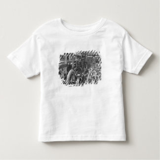 The French Electrical Machinery Gallery Toddler T-Shirt