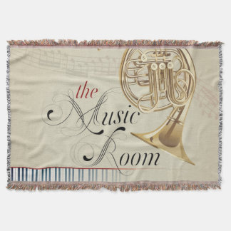 The French horn blanket