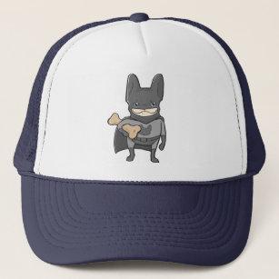 09c11f41653a5 French Bulldog Baseball   Trucker Hats