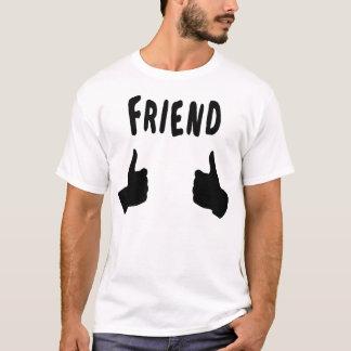 The  - Friend - Dark Thumbs Up T-Shirt