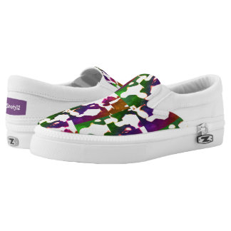 The friendly ghost sneaker Slip-On shoes