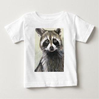 The Friendly Raccoon Baby T-Shirt
