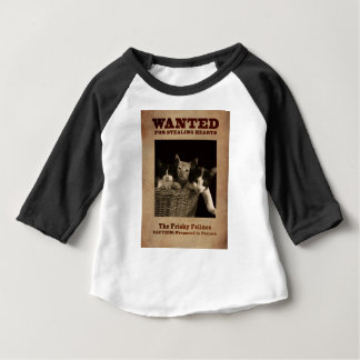 The Frisky Felines Baby T-Shirt