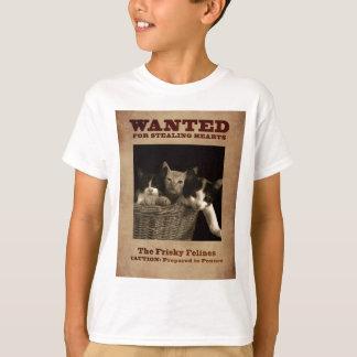 The Frisky Felines T-Shirt