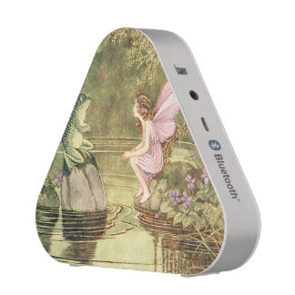 The Frog and the Fairy Bluetooth Speaker