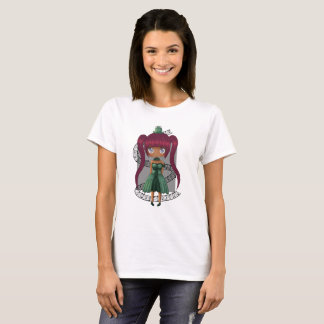 The frog and the girl. T-Shirt