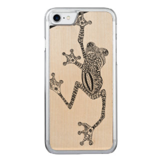 The Frog Carved iPhone 8/7 Case