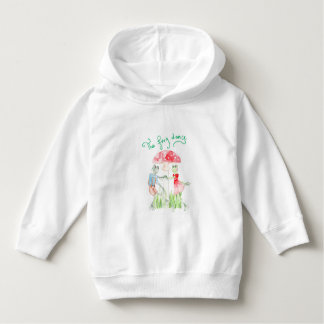 """The Frog Dance"" Toddler Pullover Hoodie"