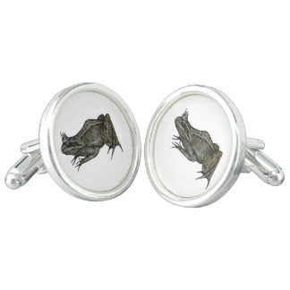 The Frog Prince Cufflinks
