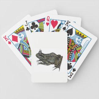 The Frog Prince Poker Deck