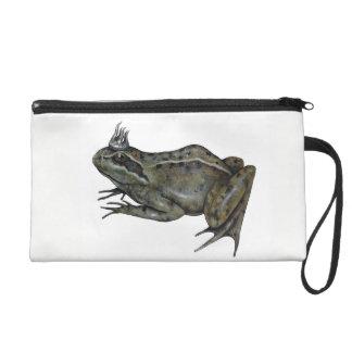 The Frog Prince Wristlet
