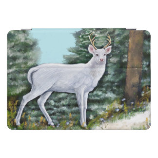 The Frost Hart - White Buck iPad Pro Cover