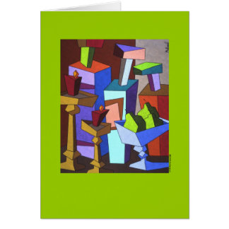 The Fruit And The Vine ll Greeting Card (G)