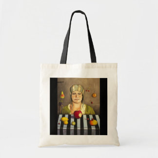 The Fruit Collector 2 Budget Tote Bag