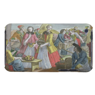The Fruit Market (coloured engraving) Case-Mate iPod Touch Case