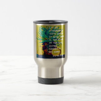 The Fruit of Our Lips Travel Mug