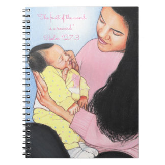 The Fruit of Womb is a Reward ~ Scripture Notebook