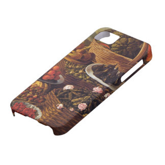 The Fruit Seller in detail by Vincenzo Campi iPhone 5 Cases